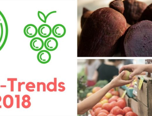 Food-Trends 2018 - Vitabay Magazin